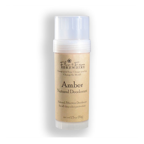 Amber - Righteous Deodorant