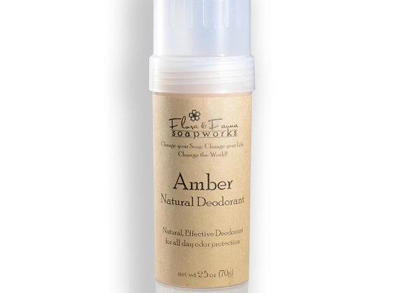 Amber - Righteous Deodorant