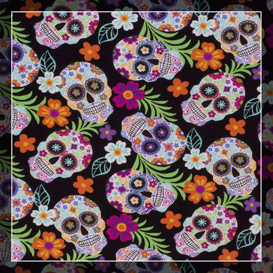 Sugar Skulls Snuggle Sacks!