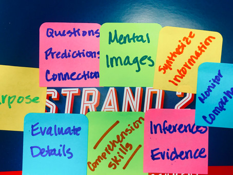 Comprehension & Text Complexity - Meet Strand 2