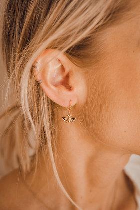 Boucles d'oreilles BEE