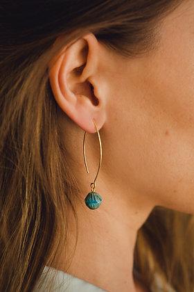 Boucles d'oreilles AZTECCA