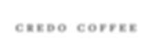 Credo Coffee Logo, Blog