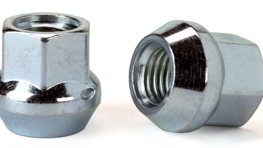 Pack of Open End Lug Nuts
