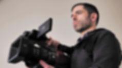 shooting with panasonic video camera