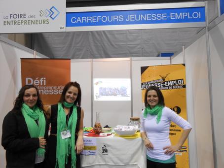 La Foire des Entrepreneurs de Québec – Partie 3