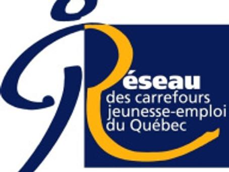 Politique économique – Réaction du Réseau des CJE du Québec