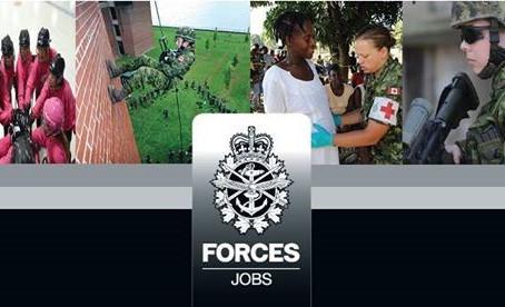 Une carrière dans les forces armées… Y'as-tu déjà pensé?