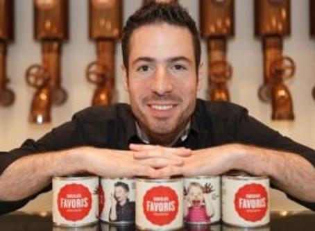 L'entrepreneuriat pour Dominique Brown  :  « A la découverte du monde du chocolat »