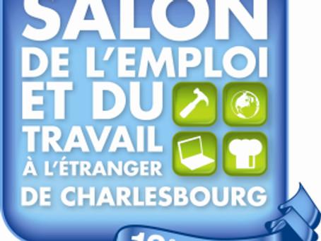 12ème édition du Salon de l'emploi et du travail à l'étanger de Charlesbourg