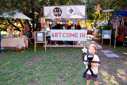 Art Tank caters to all events