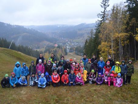 Podzimky mladších v Albrechticích