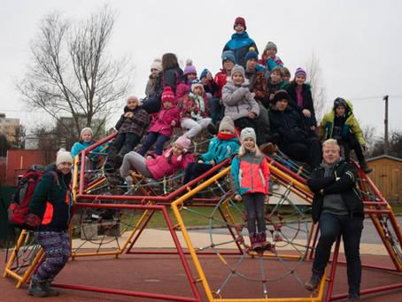 Pololetní prázdniny starších dětí v Nové Pace