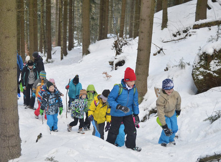 Pololetky mladších ve Vižňově u Meziměstí