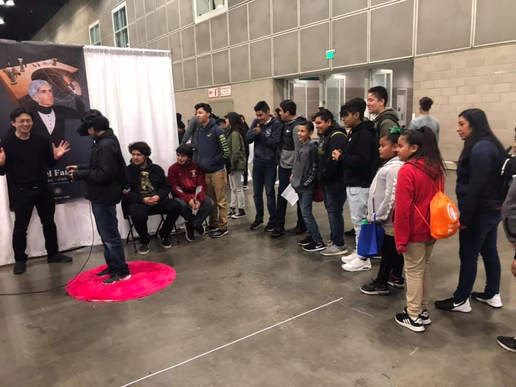 Clippers SoCal SciFest