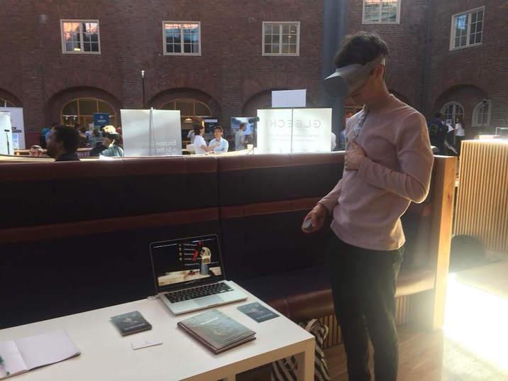 VR SciFest at KTH