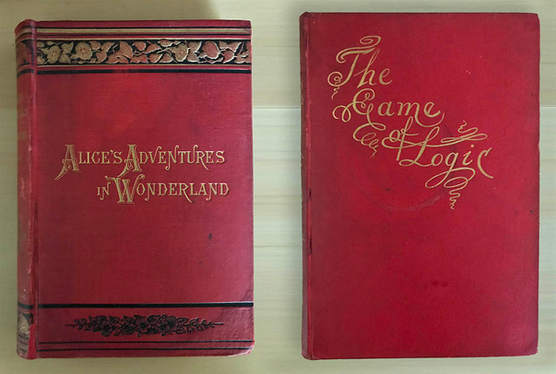 Alice in Wonderland and The Game of Logic