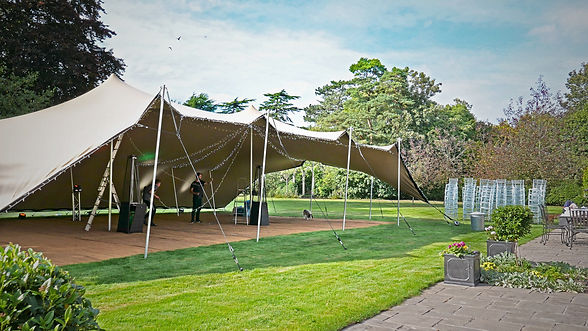 Stretch Tent Hire Prices