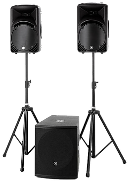 Sound system hire hampshire