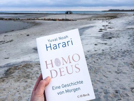 Homo Deus - von Yuval Noah Harari