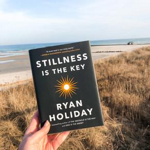 In der Stille liegt dein Weg - von Ryan Holiday