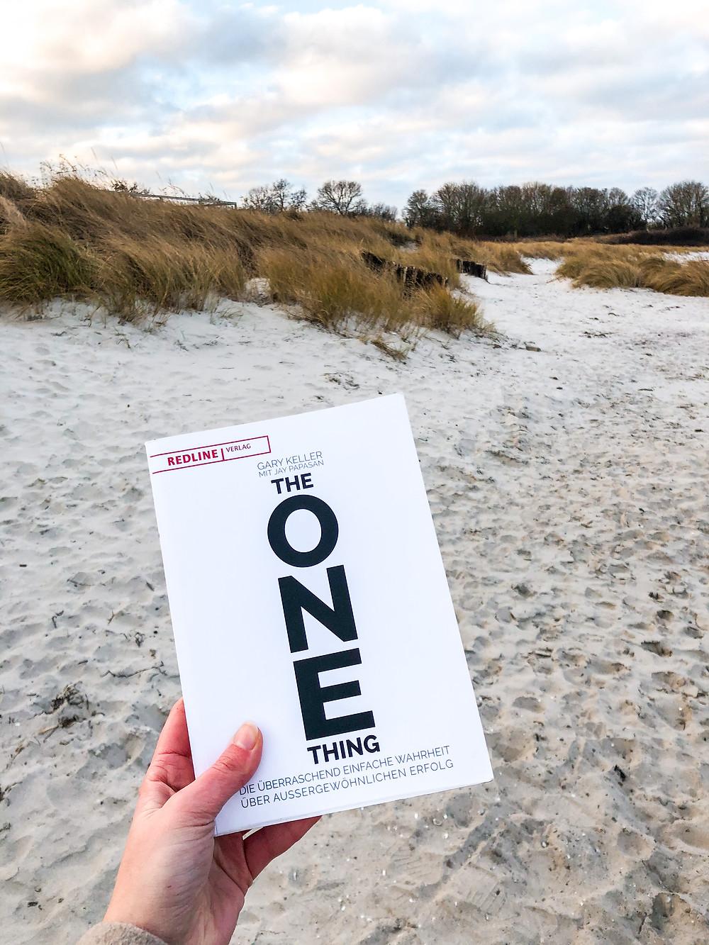 Die Rezension des Buchs The One Thing von Garry Keller geschrieben von Bookbeaches.