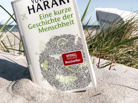 Eine kurze Geschichte der Menschheit - von Yuval Noah Harari