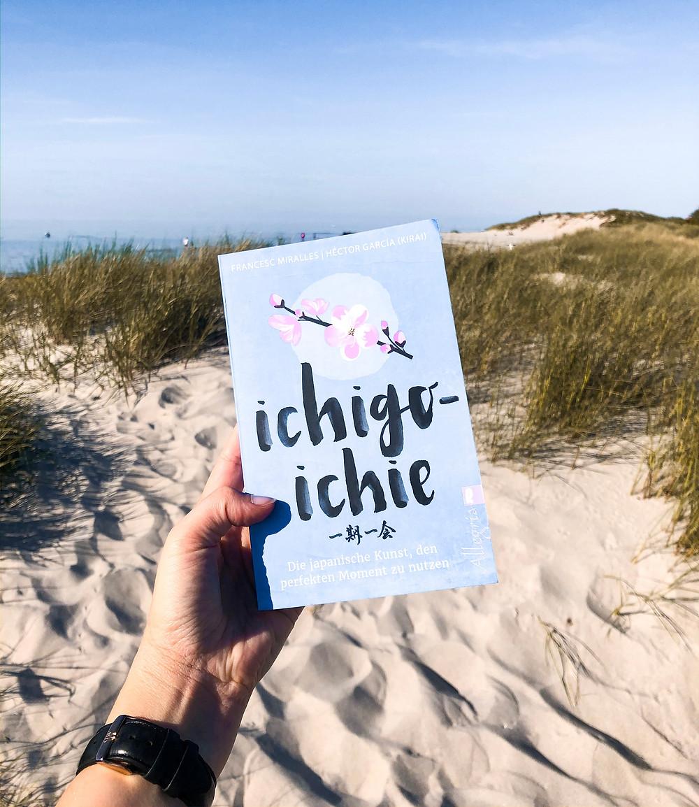 Die Rezension des Buchs Ichigo Ichie, dem japanischen Geheimnis für den perfekten Momente von bookbeaches
