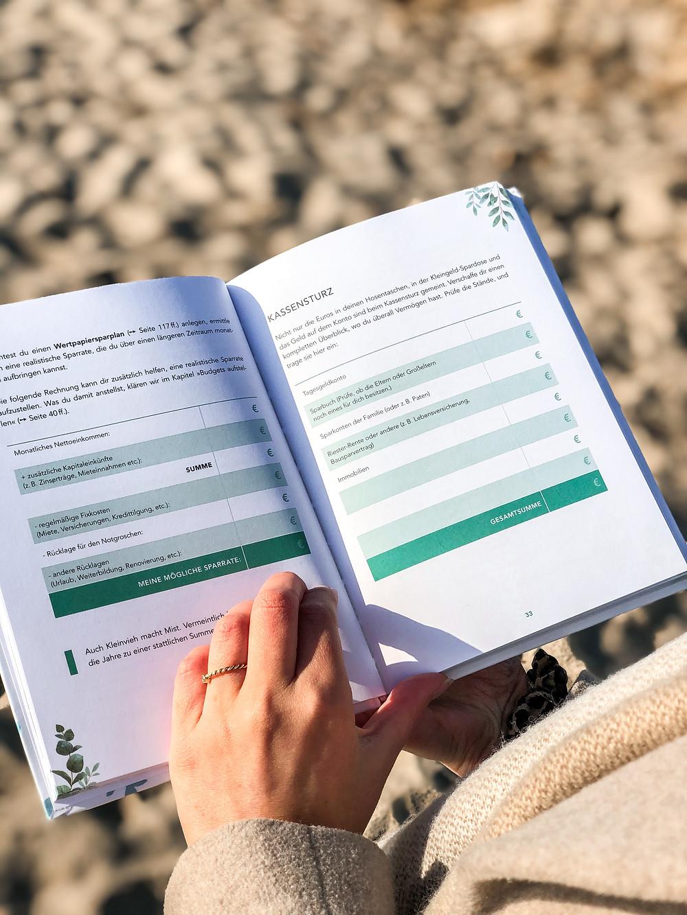 Der Finanzheldinnen-Planer zeigt anhand vieler Checklisten und einfacher Beispiele, wie jede Frau es schaffen kann, ihre eigenen Finanzen in die Hand zu nehmen.
