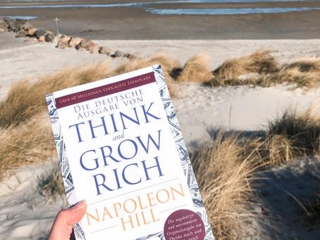Think and Grow Rich - von Napoleon Hill