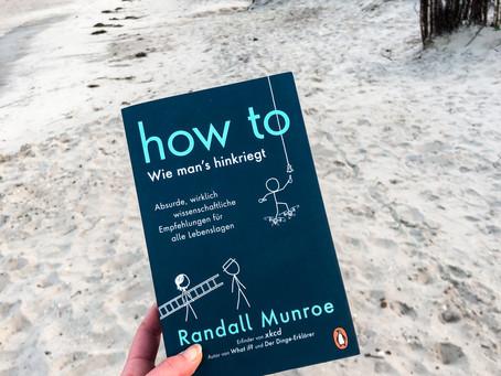 How to – von Randall Munroe