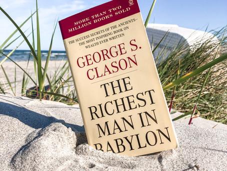 The Richest Man in Babylon - von George S. Clason
