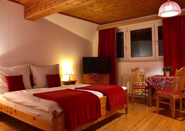Hotel Jägerhof Wörthersee Dreibettzimmer