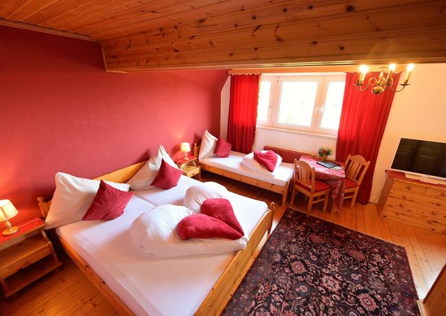 Hotel Jägerhof Wörthersee Vierbettzimmer