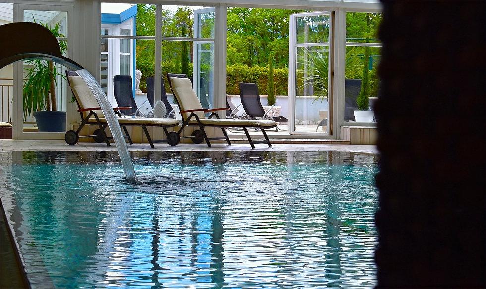 Hotel Jägerhof Wörthersee Schwimmbad