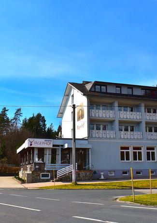 Hotel Jägerhof Wörthersee Außenansicht