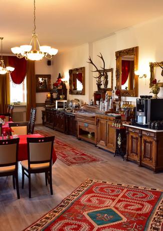 Hotel Jägerhof Wörthersee Frühstücksraum