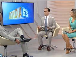 Rede Globo entrevista Dr. Jomateleno, Presidente do Sistema INER
