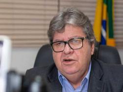 Governo do estado da Paraíba é notificado