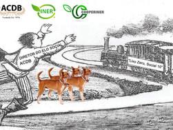 O trem passa e os cães ladram – Reflexão de Jomateleno