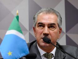 Governo do estado do Mato Grosso do Sul é notificado