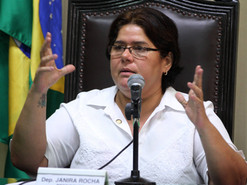 Conheça Janira Rocha, a laranja que o PSOL omite