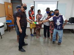 Estado do Mato Grosso elege e empossa comissão estadual de catadores