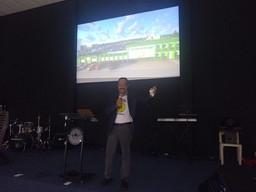 Turnê de palestras para os catadores tem início no Paraná