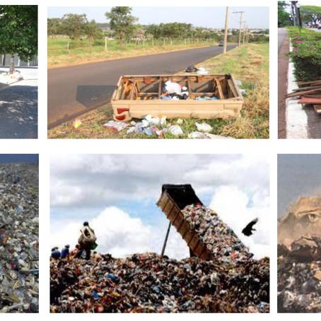 LIXO 0, SOCIAL 10 – Aqui transformamos lixo em luxo, e, desigualdade em dignidade!
