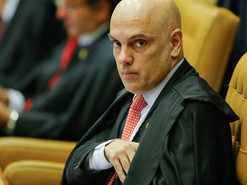 """""""Podem espernear à vontade"""" - Alexandre de Moraes"""