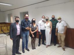 Instituto INER realiza assembleia de catadores em Santa Catarina