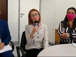 Audiência do Elo Social com o Ministério dos Direitos Humanos