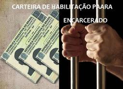 CARTEIRA DE HABILITAÇÃO GRATUITA PARA ENCARCERADOS – O PODER DA NEGOCIAÇÃO