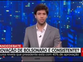 Saiba em poucas e bem colocadas palavras o porquê da popularidade de Bolsonaro